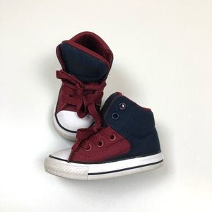 Converse High Top Sneaker baby boy shoes 5